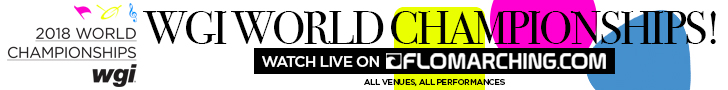 Watch the live WGI World Championships webcast