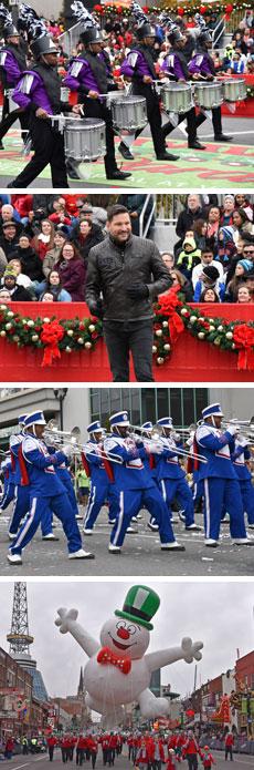Nashville Christmas Parade, Nashville, Tennessee