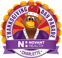 Novant Health Thanksgiving Day Parade, Charlotte, North Carolina