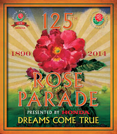 2014 Rose Parade Theme: Dreams Come True