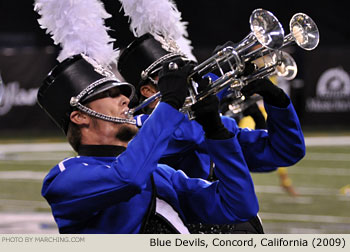 blue devils drum and bugle corps 2009 dci world championships po