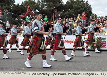 2011 Portland Rose Festival Grand Floral Parade Photos