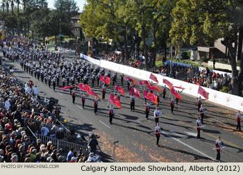 2012 Pasadena Tournament Of Roses Parade Photos Marching