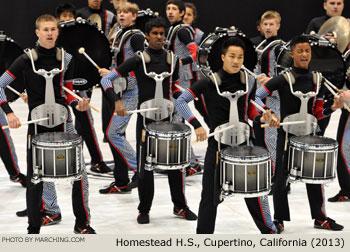 Marching Percussion — ErgoSonic Percussion