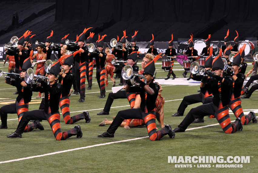 2015 DCI World Championships Prelims Photos : MARCHING.C