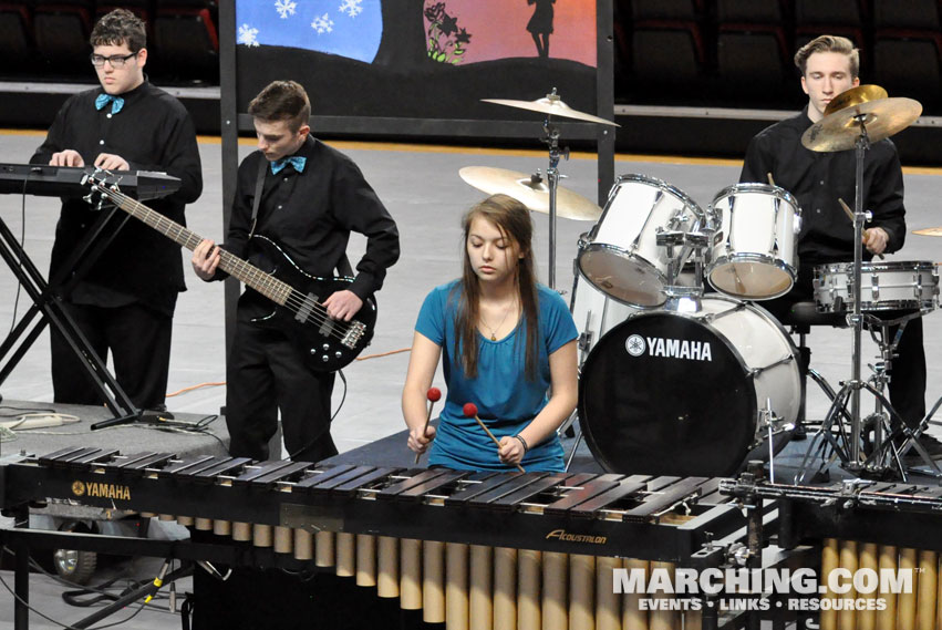 2015 Wgi Mid South Percussion Amp Winds Championship Photos