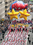 Macys Thanksgiving Day Parade Photo