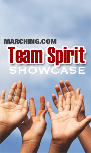 Marching.com Team Spirit Showcase